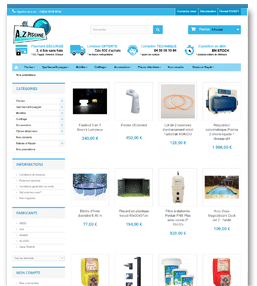 Creation Site Ecommerce